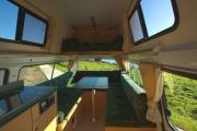 Compass Campers New Zealand Koru 2+1 new zealand camper van hire