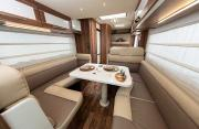 Auto-Roller 707 motorhome rental - uk