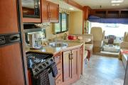 Star Drive RV US (Domestic) 30-32 ft Class A Motorhome with slide out camper rental denver