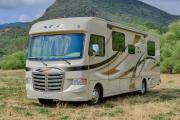 Star Drive RV US (Domestic) 30-32 ft Class A Motorhome with slide out motorhome rental usa