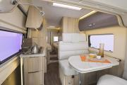 Walkabout Motorhomes NZ (2015) Automatic Fiat 2 Berth Prestige S/T campervan hire christchurch