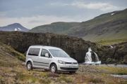Faircar Campers Iceland VW Caddy Campervan