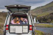Faircar Campers Iceland VW Caddy 2 Persons Campervan