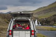 Faircar Campers Iceland VW Caddy 2 Persons Campervan motorhome motorhome and rv travel