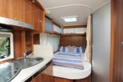 McRent Portugal Premium Standard I 6511 or similar motorhome rental portugal