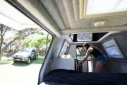 Go Rentals Go Glamper SUV and Caravan new zealand airport campervan hire