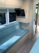 Kiwi Autohomes Motorhome Rental Esprit 2 Berth Deluxe campervan rental new zealand