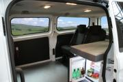Spaceships UK Voyager 4 Berth camper hire ireland