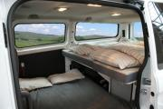Spaceships UK Voyager 4 Berth motorhome rental united kingdom