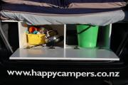 Happy Campers NZ Black Sheep new zealand airport campervan hire