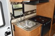 Best Time RV Class C Winnebago Minnie Winnie E-23 motorhome rental usa