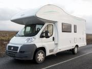 Nordic Campers Fiat Motorhome Large or similar