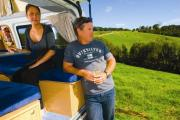 Apollo Motorhomes NZ International Hitop Campervan motorhome rental new zealand