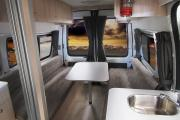 2 Berth LDV campervan hire - new zealand
