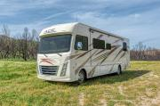 Road Bear RV International 30-32 ft Class A Motorhome with slide out motorhome motorhome and rv travel