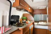 Compass Campers Germany Compact Star (GB1) cheap motorhome rental germany