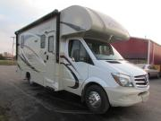 Expedition Motorhomes, Inc. 25ft Class C Mercedes Thor Citation w/2 slide outs rv rental los angeles