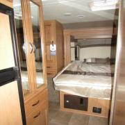 Expedition Motorhomes, Inc. 25ft Class C Mercedes Thor Citation w/2 slide outs motorhome rental usa