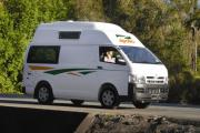 Hitop Campervan campervan rental new zealand