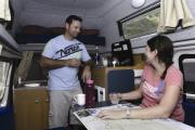 Apollo Motorhomes NZ Domestic Hitop Campervan motorhome rental new zealand