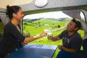 Apollo Motorhomes NZ Domestic Hitop Campervan new zealand camper hire