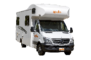 Apollo Motorhomes NZ International 6 Berth Euro Deluxe motorhome rental new zealand