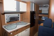 Nordic Campers Fiat Motorhome Medium or similar