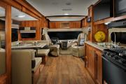 Class A 25' - 28' with slide outs rv rental - canada