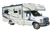 Mighty Campers USA MC22 motorhome rental california