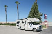 Mighty Campers USA MC22 cheap motorhome rental las vegas