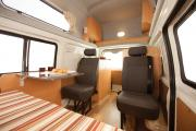 Apollo Motorhomes NZ International 2/4 Berth Endeavour Camper new zealand airport campervan hire