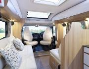 Abacus Motorhomes UK Bailey Autograph 75-4 motorhome rental united kingdom