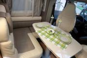 Compass Campers Germany Compact Cruiser (GB2) motorhome rental germany