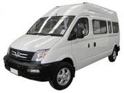 2+1 Deluxe (Manual) campervan hire - new zealand