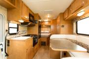Apollo RV USA Apollo Pioneer motorhome rental california