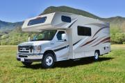 22-24 ft Class C Non-Slide Motorhome cheap motorhome rentallas vegas