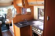 Abuzzy 2 Berth Ultimate campervan hire - new zealand