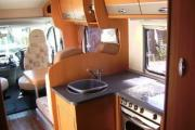 Abuzzy Motorhome Rentals New Zealand Abuzzy 4 Berth Ultimate new zealand camper hire