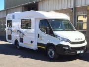 Discoverer 4 camper hire south africa