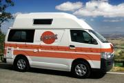 Hippie Camper AU International 2 - 3 Berth Hitop campervan rental cairns