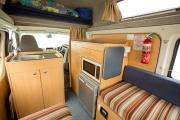 Hippie Camper AU International 2 Berth Hitop australia camper van hire