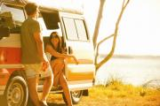 Hippie Camper AU Domestic Hippie Drift australia camper van hire
