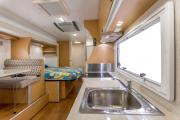 Star RV Australia Domestic Pegasus RV - 4 Berth Slider motorhome motorhome and rv travel