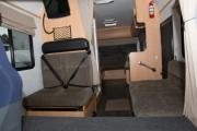 7 Berth Mitsubishi Canter campervan hire - new zealand