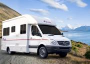 4 Berth GEM campervan hire - new zealand