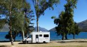 Pacific Horizon Travel Homes 2 Berth GEM campervan rental new zealand