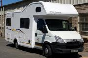 Energi Campers South Africa Discoverer 6 motorhome motorhome and rv travel
