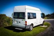 Happy 2 ST campervan hire - new zealand