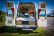 Happy Campers NZ Happy 2 ST motorhome rental new zealand