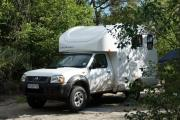 Energi Campers South Africa Discoverer FunX2 camper hire south africa